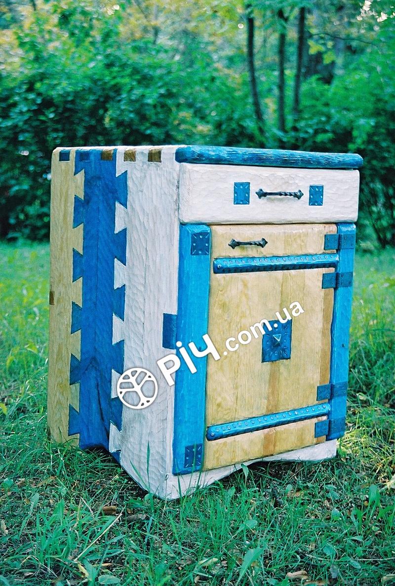 Кімнатні меблі на замовлення, тумбочка з дерева