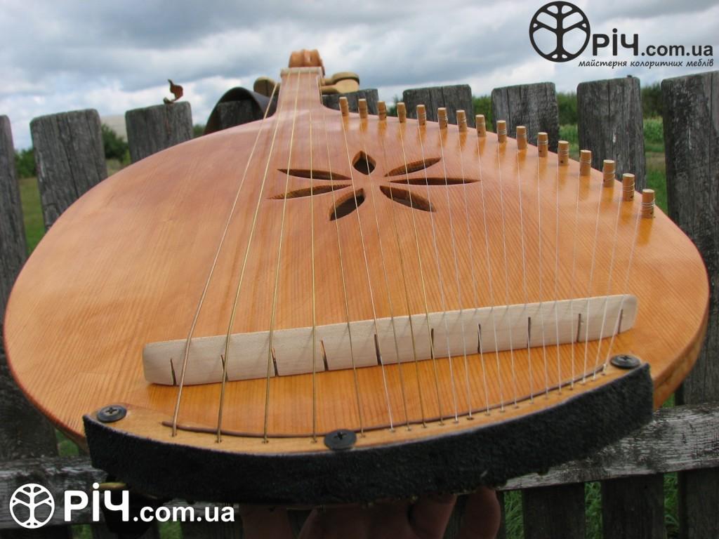 Народні музичні інструменти. Кобза, ліра торбан виготовлення на замовлення Київ.