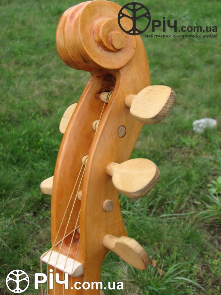 Народні музичні інструменти. Бандура на замовлення, Київ.