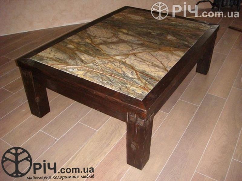 майстерня деревяних меблів річжурнальный стол из дерева в