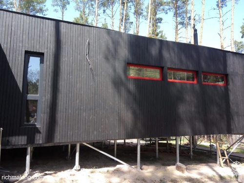 fasad z obpalenogo dereva na zamovlennja kyiv 06